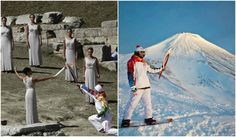 Unique journey of the Sochi Olympic torch
