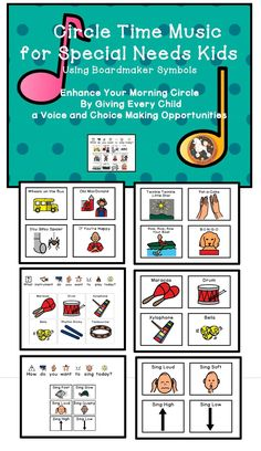 Music therapy autism activities