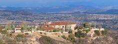 Massive La Cresta Murrieta hilltop estate home.  #lacrestamurrietahomesforsale #murrietahomes