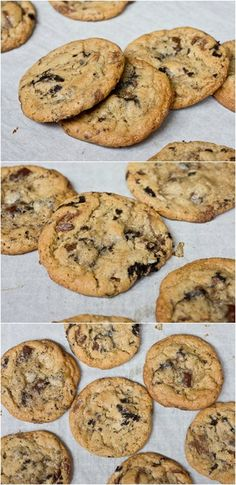 Super Fun Cookies... Cookies loaded with chunks of Oreos, Peanut Butter Cups and dark chocolate!