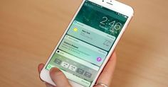 Apple in a couple of hours will be rolling out the major ios 10 update to iPhones, and iPads. iOS 10 comes with a bunch of new features and improvements,