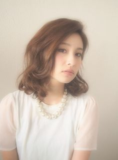 外国人風セミディ 【RIMA】 http://beautynavi.woman.excite.co.jp/salon/26131?pint ≪ #mediumhair #mediumstyle #mediumhairstyle #hairstyle・ミディアム・ヘアスタイル・髪形・髪型≫