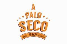 A Palo Seco   Bar by Diego Fernando Prieto Rodriguez, via Behance