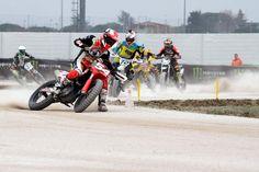 Motocross Italia - Dovizioso si aggiudica la Finale e Hollbacher vince la sfida Americana alla prima giornata del Sic Day a Misano Adriatico