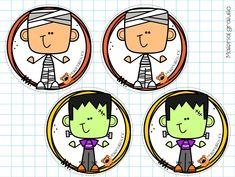 Halloween, Clip Art, Comics, Stickers, Preschool, Death, Cartoons, Comic, Comics And Cartoons