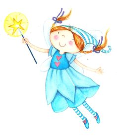 """Characters of my new project: """"The Witty Little Fairies""""  http://cosesdefades.blogspot.com.es/"""