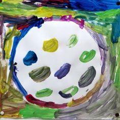 De stip, thema kunst voor kleuters, kleuteridee.nl , Art theme preschool.5