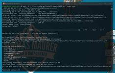 Setup PowerShell SSH Remoting in PowerShell 6 - Thomas Maurer Windows Server, Enabling, Linux, No Response, About Me Blog, Coding, Linux Kernel, Programming