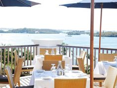 Best Restaurants in Bermuda : Bermuda : Blu Bar and Grill