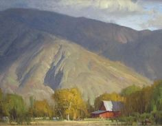 Josh Clare :: Astoria Fine Art Gallery in Jackson Hole
