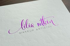 logo make up artist / styling