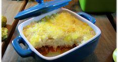 Esta receta la improvisé a partir de unos restos de carne picada que me quedaron de otra preparación y de las verduras que andaban su...