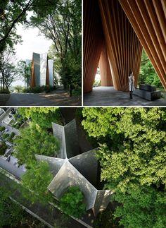 50 Exemples de l'incroyable Architecture japonaise moderne (29)
