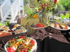Fresh Ideas Catering Blog: Tapas for an Exceptional Anniversary Party