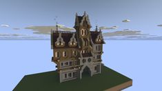 Minecraft fantasy medieval house Minecraft medieval Medieval houses Minecraft buildings