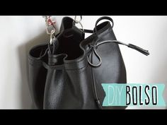 How To Buy Designer Bags With Confidence – Best Fashion Advice of All Time Bucket Bag, Leather Bag Tutorial, Leather Working Patterns, Black And White Bags, Marc Jacobs Handbag, Sewing Leather, Designer Wallets, Wholesale Handbags, Cowhide Leather