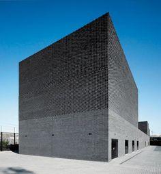 """Vincitore della categoria """"Edifici non residenziali"""": Studio NORD, Stazione Olimpica, Londra. Fotografia Andrew Lee"""
