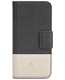 kate spade new york Leather Wrap iPhone 6/6S Folio