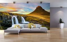 Piękna aranżacja salonu http://mural24.pl/konfiguracja-produktu/123844006/ #obraz #aranżacjawnętrz #wystrójwnętrz, #decor #desing