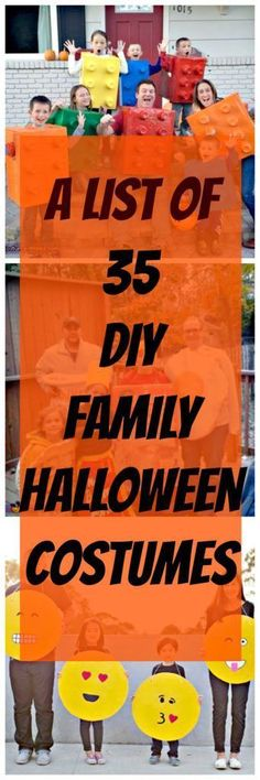DIY Family Halloween