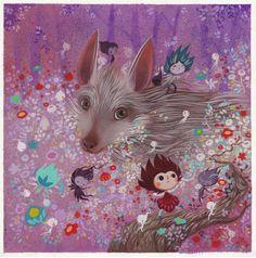 The Visitor by Lorena Alvarez