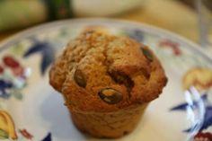 Pumpkin muffins vegetaliens