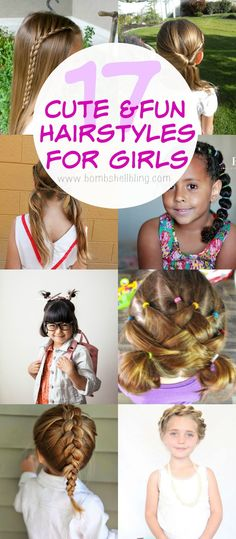Childrens Hairstyles For School In : Bye ponytail! 11 easy hairdos for your daughter bye and