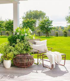 Home Tour: A Stylishly Neutral Hamptons Home via @mydomaine