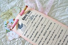 Baby Mad Libs Cards Baby Shower Games by SwoonPartyShop on Etsy Baby Shower Activities, Baby Shower Games, Baby Gel, Party Shop, Found Out, Mad Libs, Birthday Parties, Pencil, Handmade Gifts