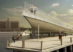 this has potential... Brooklyn Bridge Park Pier 6 by BIG