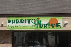 Burrito Drive - Nick needs to try this place yet...