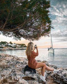 Beach Girl Photos, Summer Pictures, Beach Pictures, Travel Pictures, Croatia Pictures, Beach Activities, Instagram Beach, Beach Poses, Beach Aesthetic