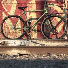 State Bicycle Co. Fixie / Fixed Gear Free Style FGFS Bike - Shockwave (NEW) #StateBicycleCo