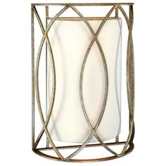 Sausalito Wall Sconce by Troy Lighting - Fixture: Width 10 In., Height 14 In., Depth 5 In. $190