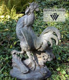 Winterthur Rooster Garden Statuary {USA}