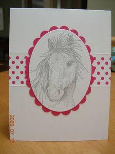 Horse-y cards