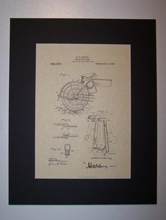 Harley Motor Cycle Stand 1910 Patent Drawing Motorcycle Harley Davidson