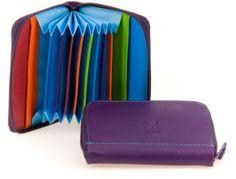 Tarjetero Purple Haze     length: 10 cm | width: closed 7,5 cm    Available colors: Toscana/Mlti | Purple Haze | Jamaica | Chocolate Mousse | Black/Pace