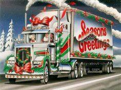 Trucker Hoody Hoodie Truck Driver Lorry HGV Haulage Fun Husband Wife Xmas Cool