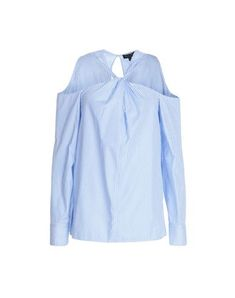 Rag & Bone Women Blouse on YOOX. The best online selection of Blouses Rag & Bone. YOOX exclusive items of Italian and international designers - Secure payments Angela Martin, Pop Up Shops, Himmelblau, Rag And Bone, Sportswear Brand, Shirt Blouses, Blouses For Women, Bell Sleeve Top, Products