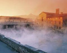 MyVita | Natural Hot Springs in Bagno Vignoni, Val d'Orcia, Tuscany, Italy www.myvita.it