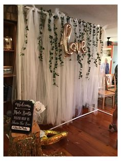 Bridal Shower Chair, Bridal Shower Photos, Bridal Shower Rustic, Bridal Shower Games, Bridal Shower Favors Diy, Bridal Shower Backdrop, Bridal Shower Signs, Diy Wedding Backdrop, Unique Wedding Favors