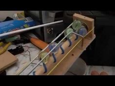 A prototype of a marble lifter I have built using the principles of the Archimedes' screw to move the marbles up to the upper level. Its a bit rough and read. Marble Toys, Marble Wall, Archimedes' Screw, Rolling Ball Sculpture, Maker Fun Factory Vbs, Marble Machine, Diy Fountain, Stem For Kids, Simple Machines