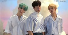 These Angels... - Min Yoongi | Suga | Agust D and Jin and Jimin  - Bangtan Sonyeondan | BTS ♪