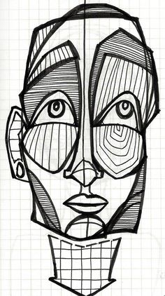 the art of miss. Art Sketches, Art Drawings, Abstract Drawings, Arte Peculiar, Psychedelic Art, Art Sketchbook, African Art, Doodle Art, Art Inspo