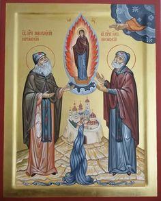 Orthodox Icons, Religious Art, Saints, Greek, God, Random, Russia, Dios, Lds Art