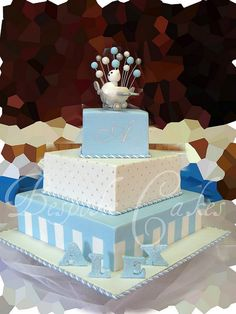 Baptism Cakes For Boys | Recent Photos The Commons Getty Collection Galleries World Map App ...