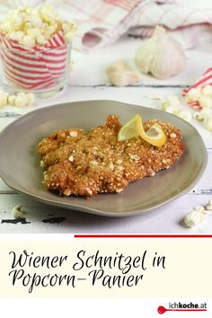 Popcorn, Wiener Schnitzel, Cereal, Breakfast, Food, Basket, Mushrooms, Morning Coffee, Essen