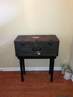 1942 Military Trunk