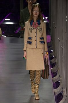 Gucci | Ready-to-Wear - Autumn 2017 | Look 90